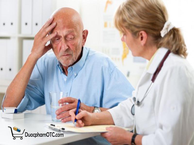 Bệnh hay quên ở người già