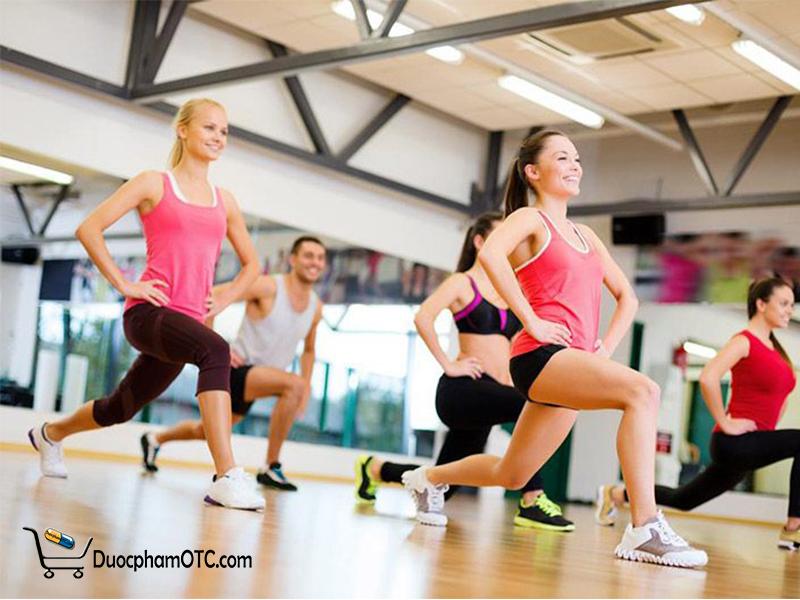 Tập thể dục phòng ngừa vô sinh nữ